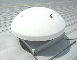 アステックペイントの工事内容 換気扇の設置画像