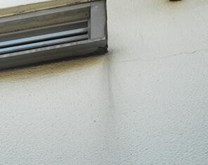 外壁塗装工事 汚れ用画像
