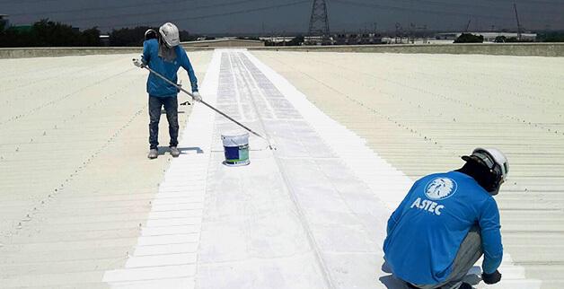私たちのサービス 屋根塗装用画像